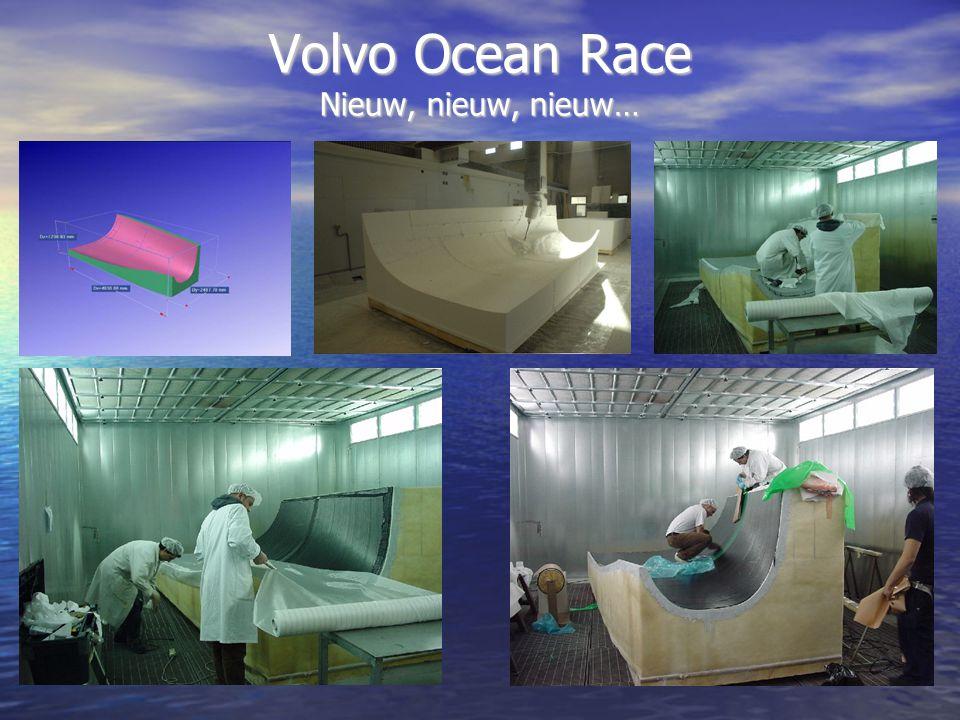 Volvo Ocean Race Nieuw, nieuw, nieuw…