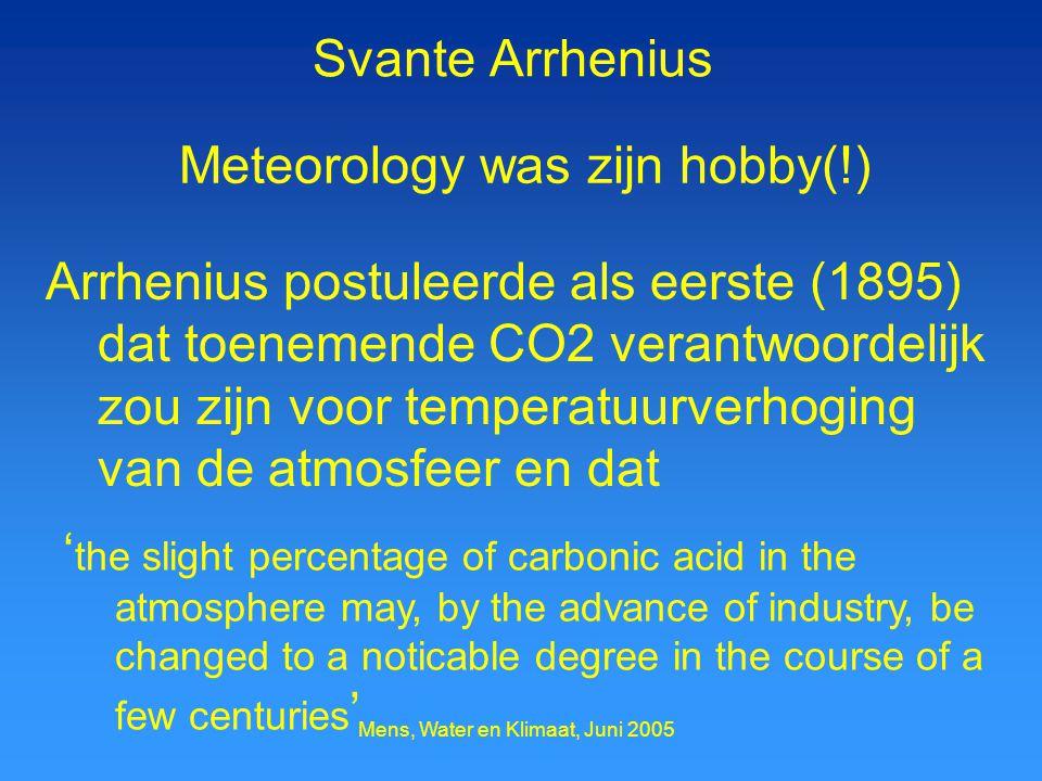 Mens, Water en Klimaat, Juni 2005 Zeer variabele wolken, zeer variabele reflectiviteit