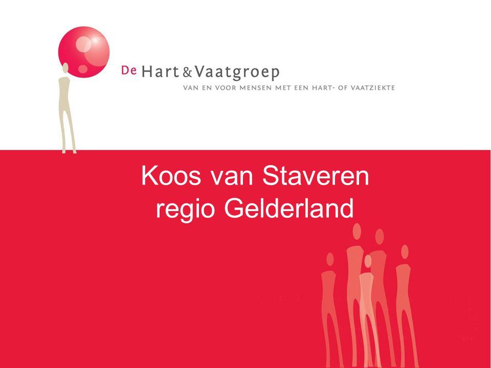 Koos van Staveren regio Gelderland