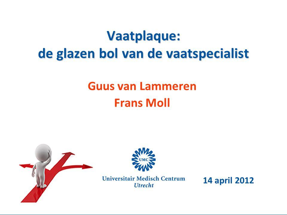 Vaatplaque: de glazen bol van de vaatspecialist Guus van Lammeren Frans Moll 14 april 2012