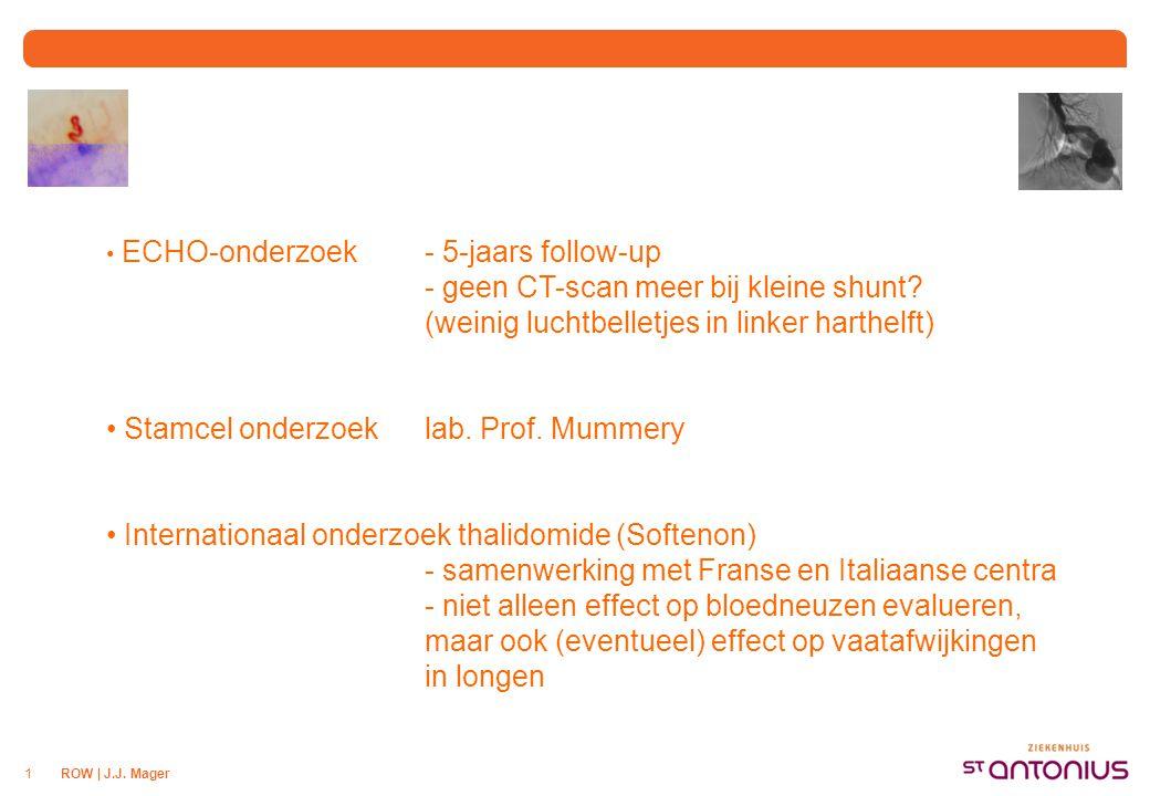 ROW | J.J.Mager2 Timoptol oogdruppelseffect op bloedneuzen.