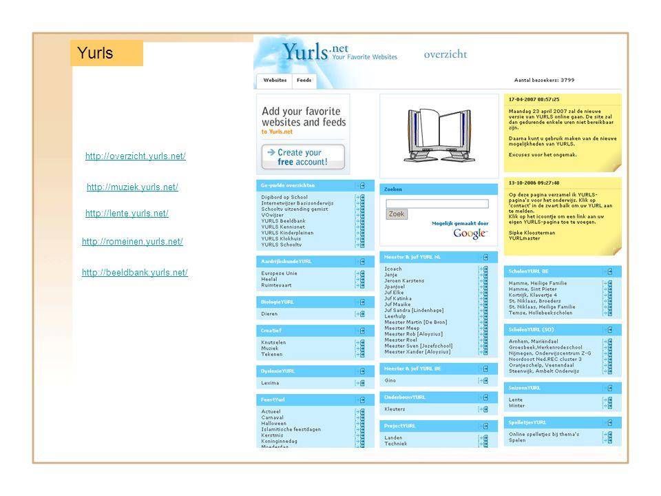 Yurls http://romeinen.yurls.net/ http://lente.yurls.net/ http://muziek.yurls.net/ http://overzicht.yurls.net/ http://beeldbank.yurls.net/