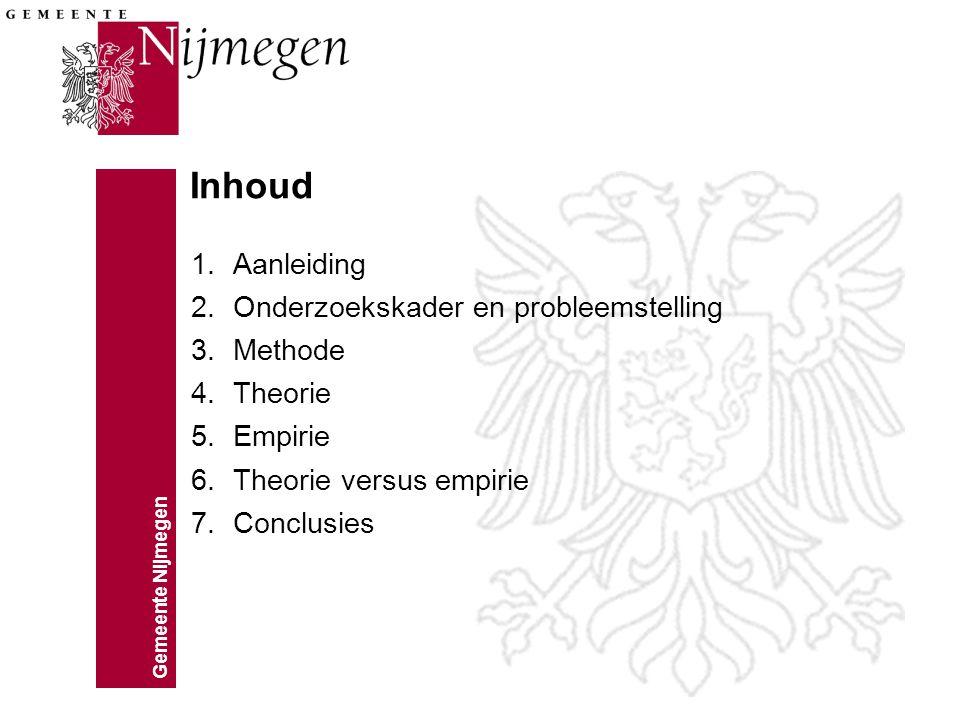 Gemeente Nijmegen 1.