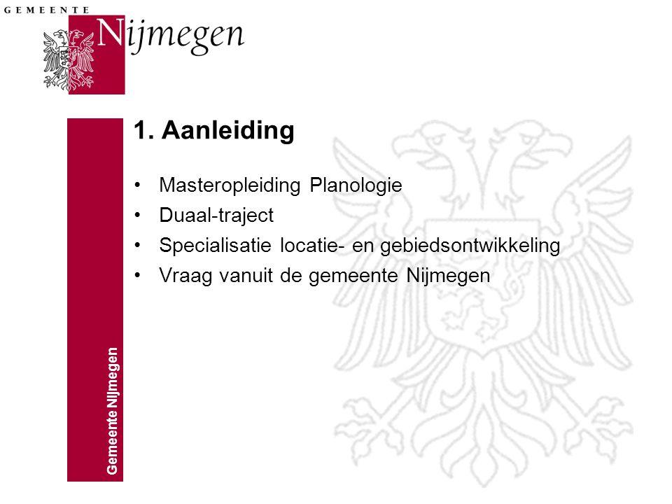 Gemeente Nijmegen Bouwsteen bescherming core values