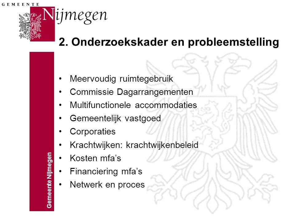 Gemeente Nijmegen Bouwsteen voortgang