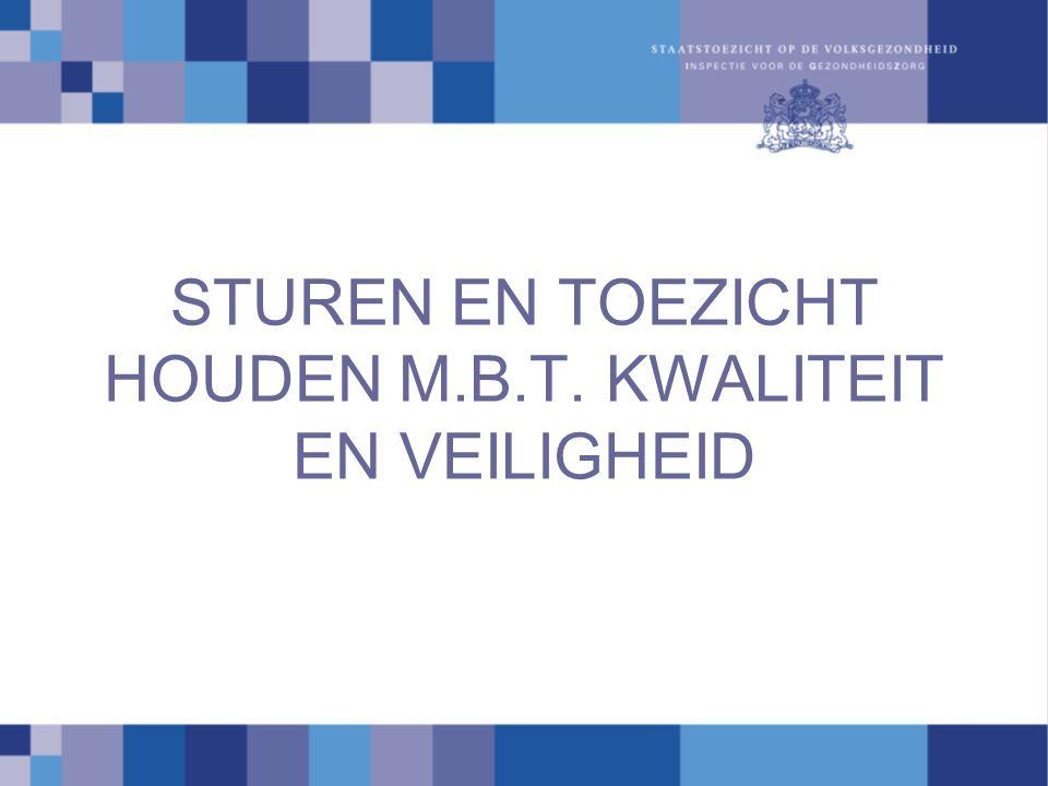 Hier werk je veilig of je werkt hier niet November 2004; eindrapportage Shell Nederland Juni 2006; GGZ NL veilige zorg, ieders zorg