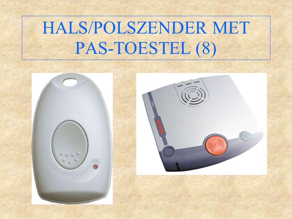 HALS/POLSZENDER MET PAS-TOESTEL (8)