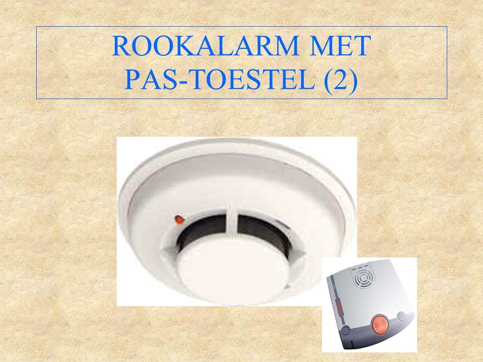 ROOKALARM MET PAS-TOESTEL (2)