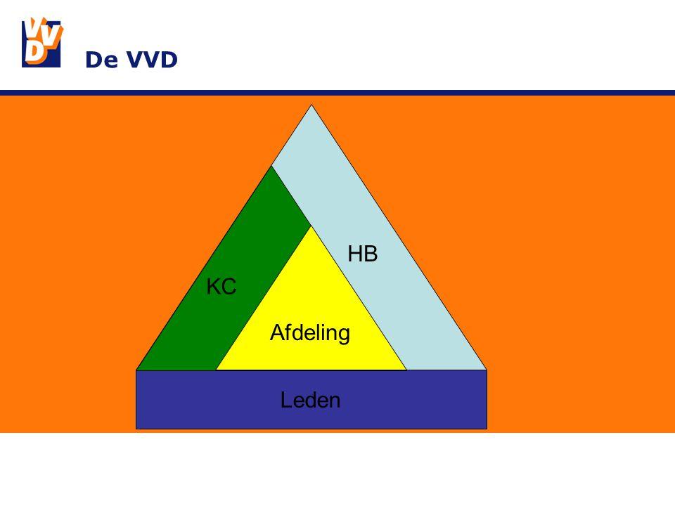 De VVD Leden KC Afdeling HB