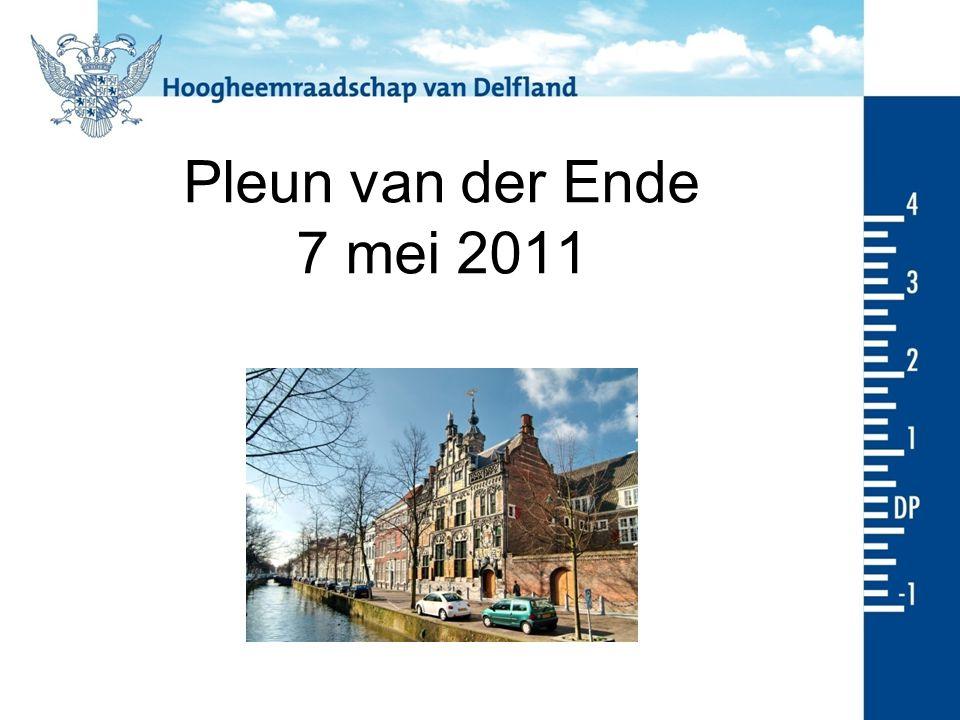 Pleun van der Ende 7 mei 2011