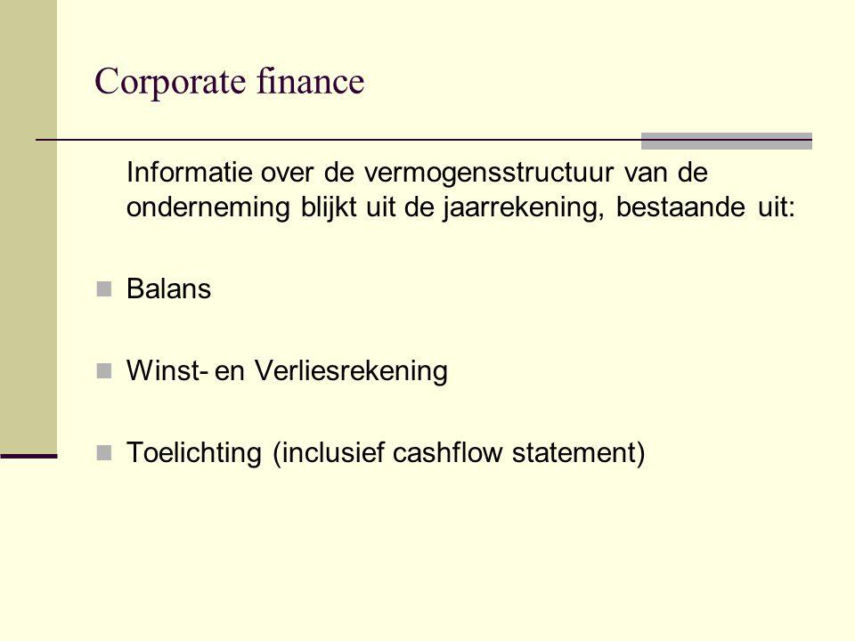 Balansanalyse Voorraden: Ouderdom/ waardering: Wat is de omloopsnelheid van de voorraden.