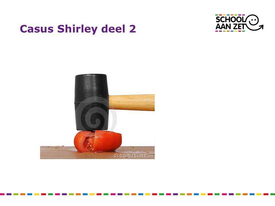 Casus Shirley deel 2