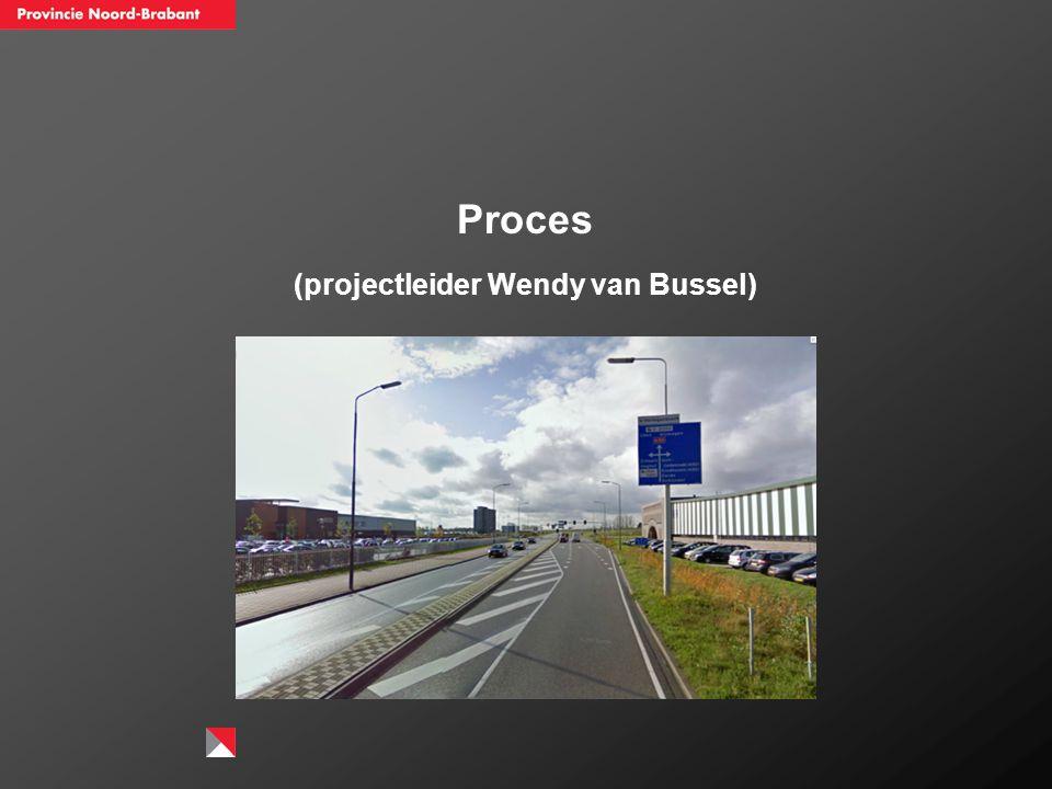 Proces (projectleider Wendy van Bussel)