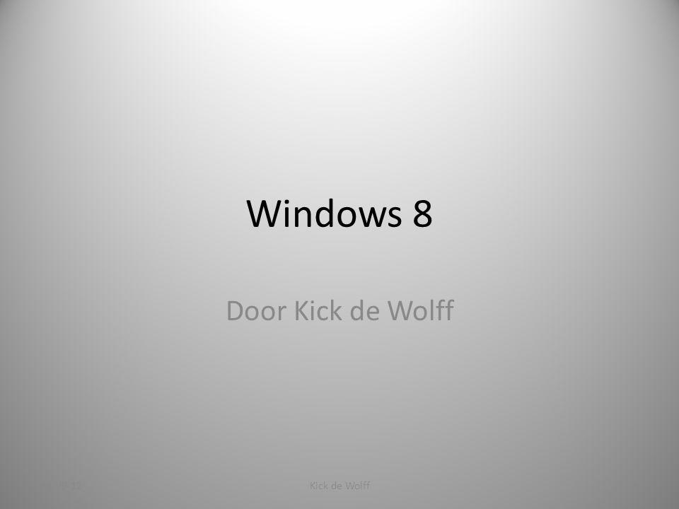Windows 8 Door Kick de Wolff 11-09-121Kick de Wolff