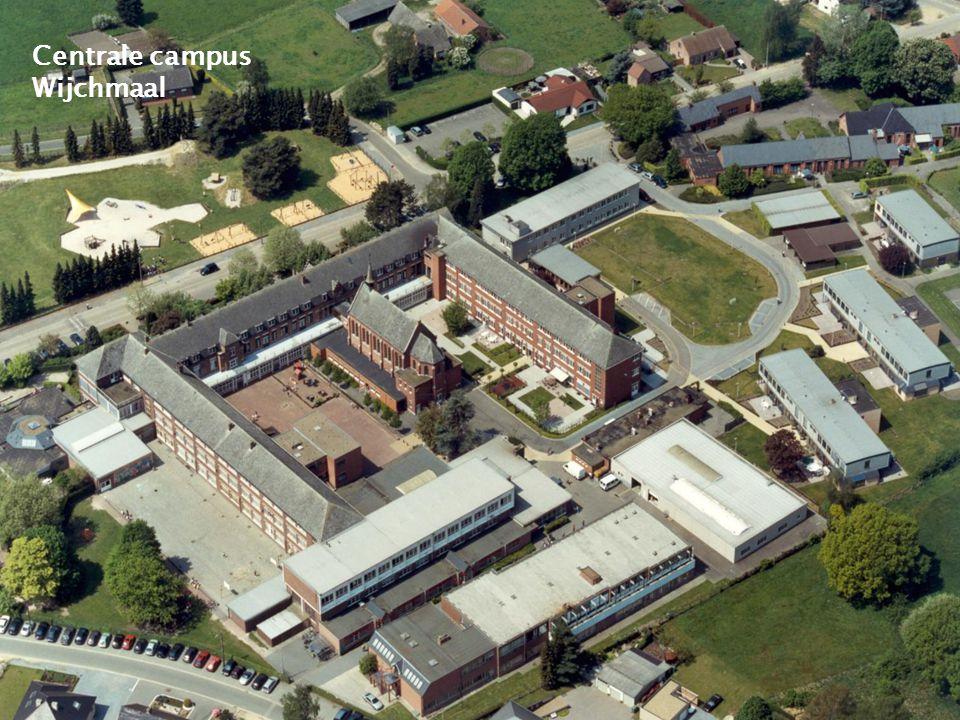Begeleidingscentrum Sint-Elisabeth, Wijchmaal (Peer) Centrale campus Wijchmaal
