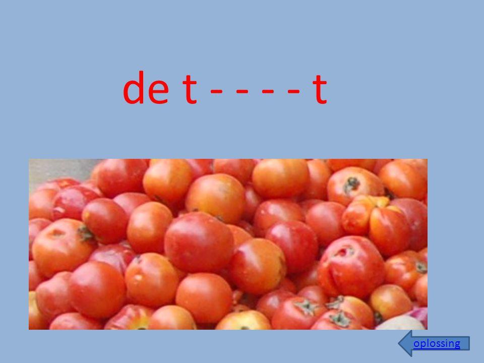 de tomaat een kilo tomaten markt