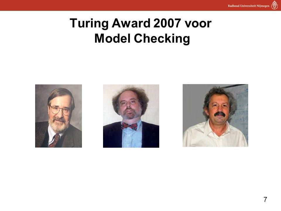 8 Wat is Model Checking?