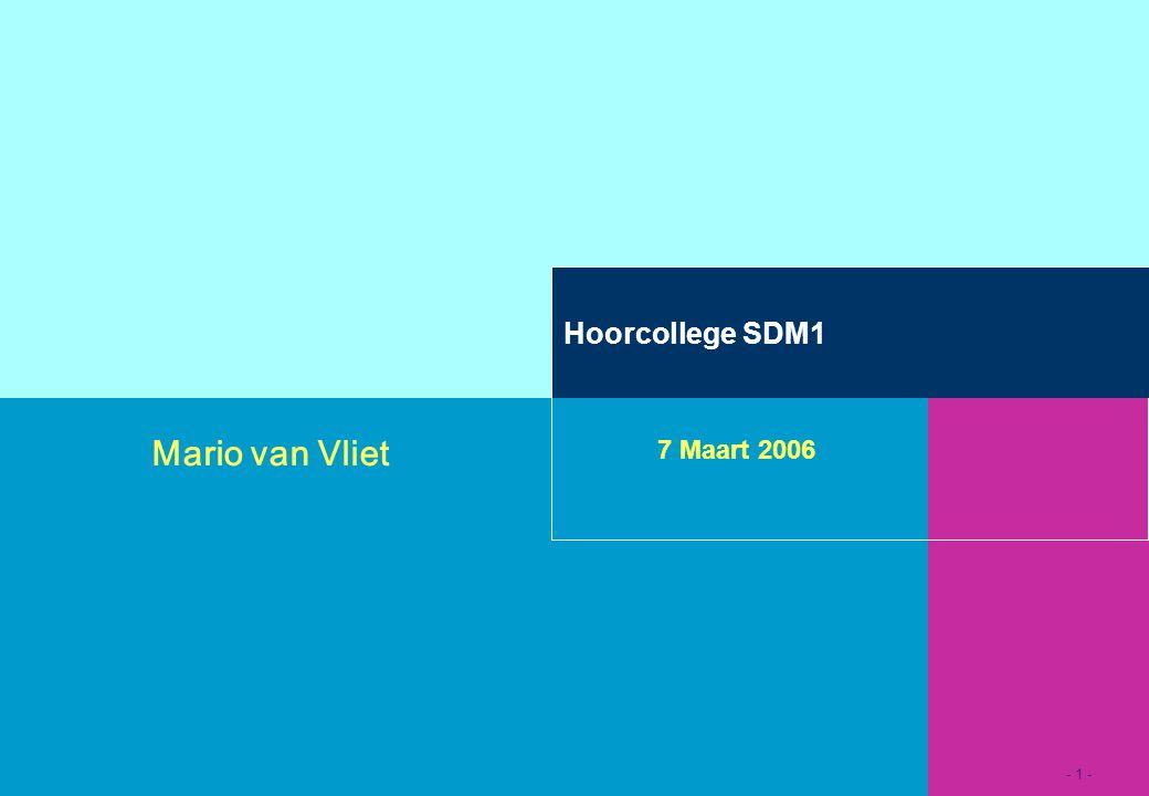Data Colleges worden gegeven op de volgende data: - 7 Februari - 7 Maart - 21 Maart - 4 April - 18 April - 9 Mei - 23 Mei - 6 Juni Één college zal in de vorm van een gastcollege worden gegeven - 2 -