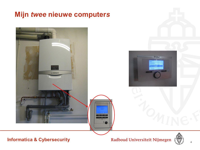 Informatica & Cybersecurity Mijn twee nieuwe computers 4
