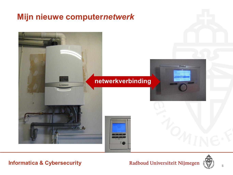 Informatica & Cybersecurity Mijn nieuwe computernetwerk netwerkverbinding 5