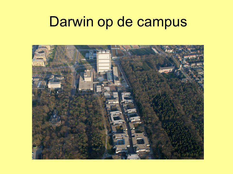 Darwin op de campus
