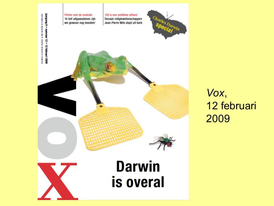 Vox, 12 februari 2009