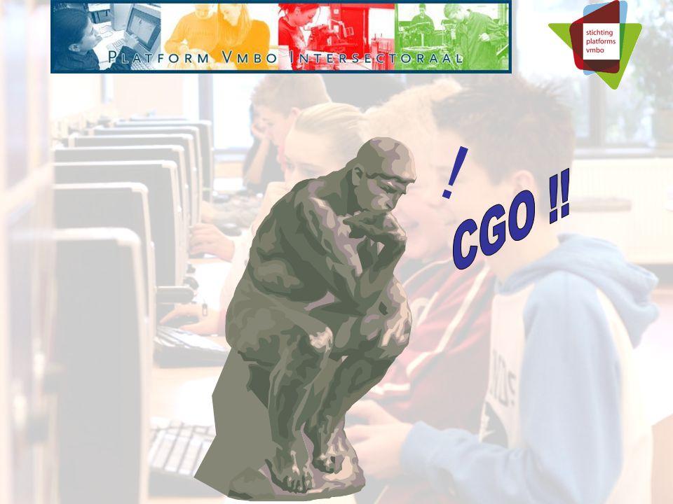 4 Hoe lang 1 Waarom 2 Wat 5 Waar 3 Hoe 6 Hoe goed is goed concept >> Werkplan cgo Waarheen leidt de weg…..?