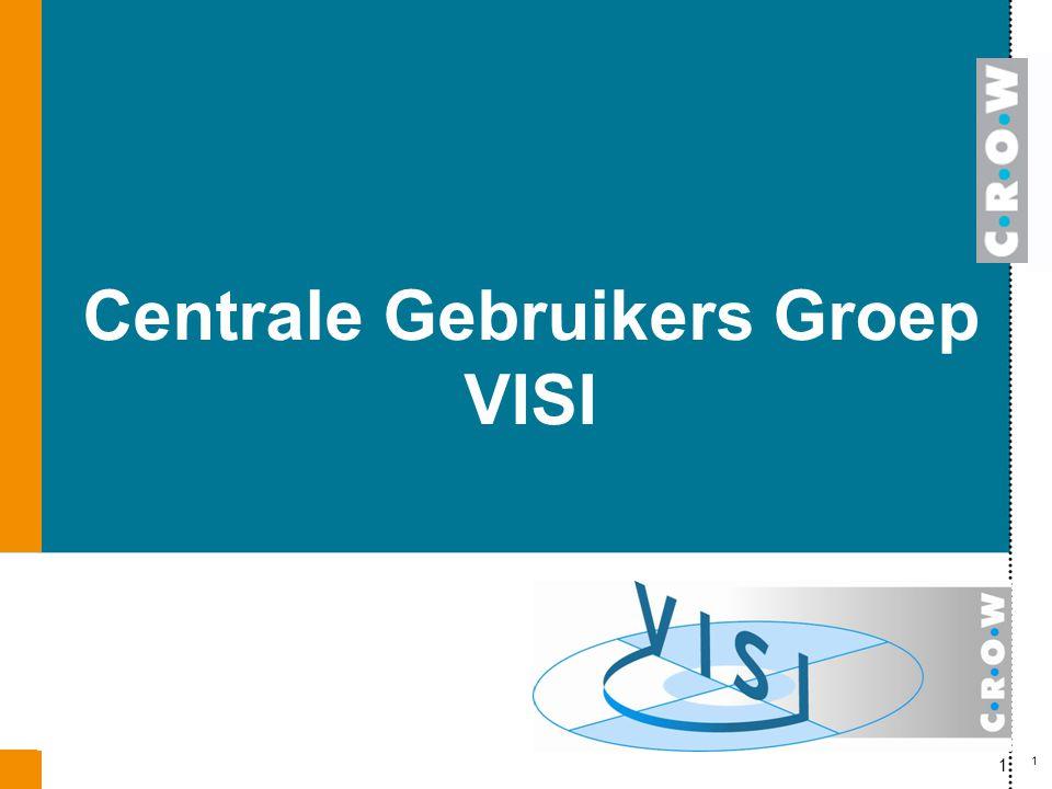 1 Centrale Gebruikers Groep VISI 1