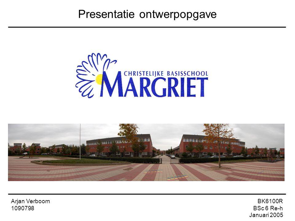 Onderzoek – Concept – Ontwerp – Haalbaarheid - ConclusiesArjan Verboom 1090798 Investeringskosten school excl.