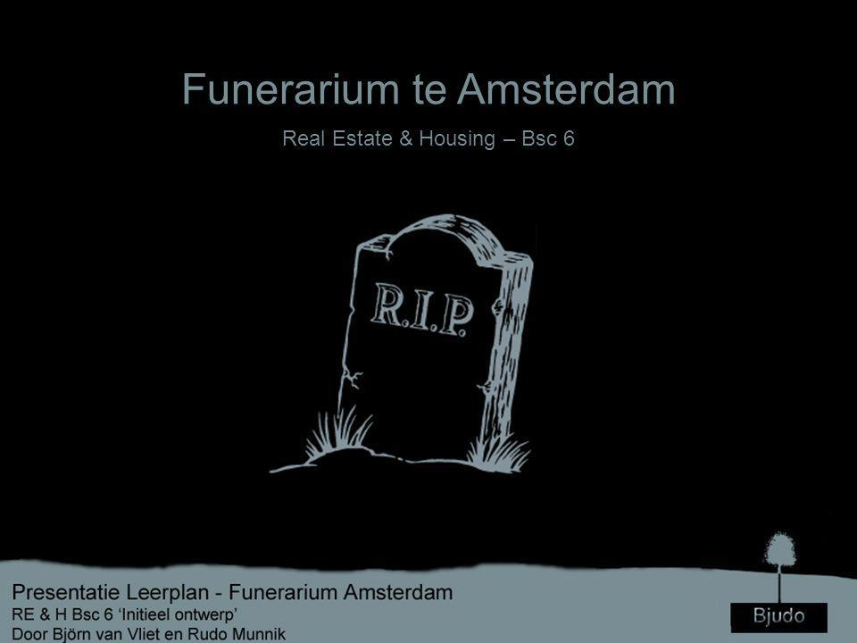 Funerarium te Amsterdam Real Estate & Housing – Bsc 6