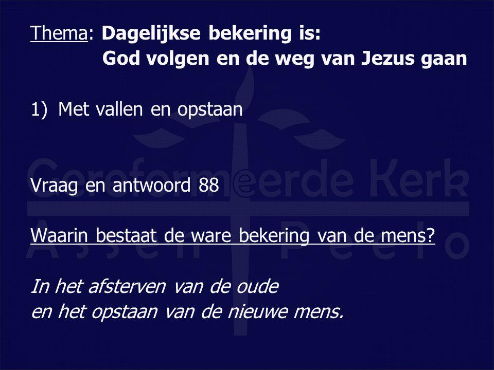 Op gezag van de Heer zeg ik u dus met klem: ga niet langer de weg van de heidenen met hun loze denkbeelden.
