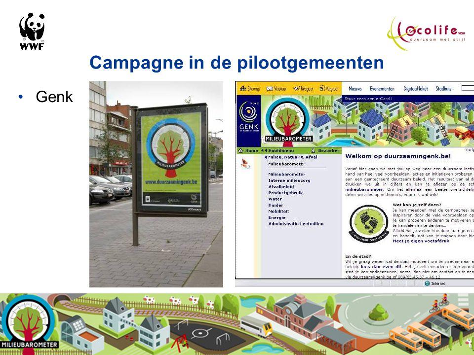 Tremelo Campagne in de pilootgemeenten