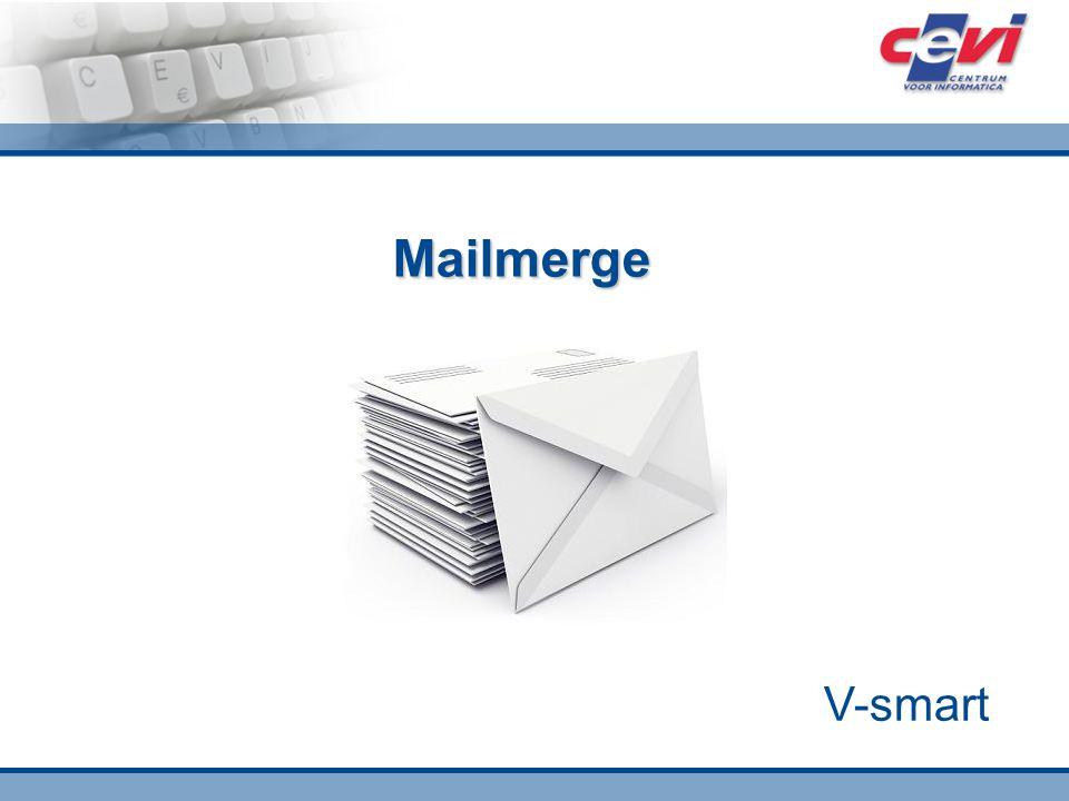 Mailmerge V-smart
