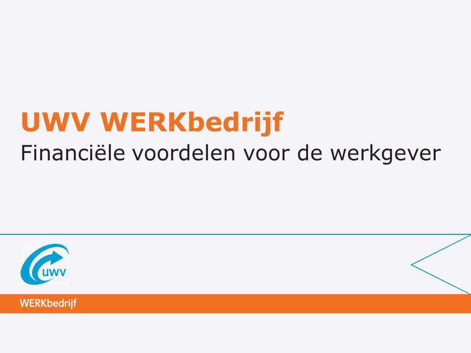 Naam: Ronald van Ammers Senior adviseur werkgeversdiensten Subsidioloog voor de regio Noord Holland Noord PAG 2
