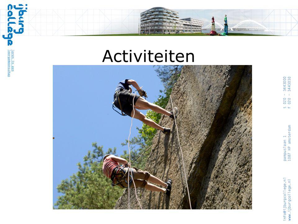 Activiteiten