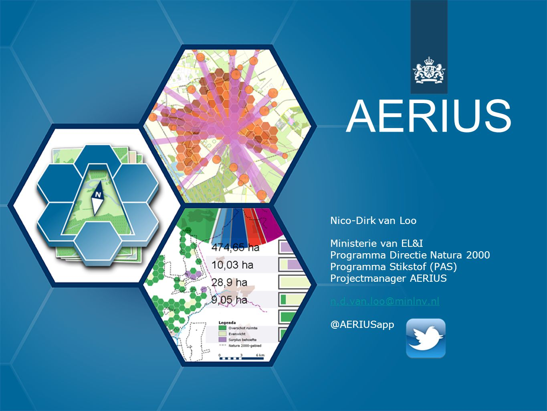 Ministerie van Economische Zaken, Landbouw en Innovatie, Programma Directie Natura 2000 2 Wat willen we doen.