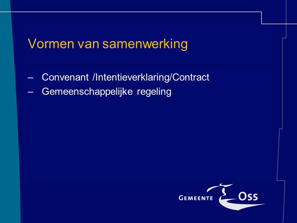 Strategische samenwerking in Brabant Noordoost –Convenant Brabant Brabant Noordoost –Oss A-50