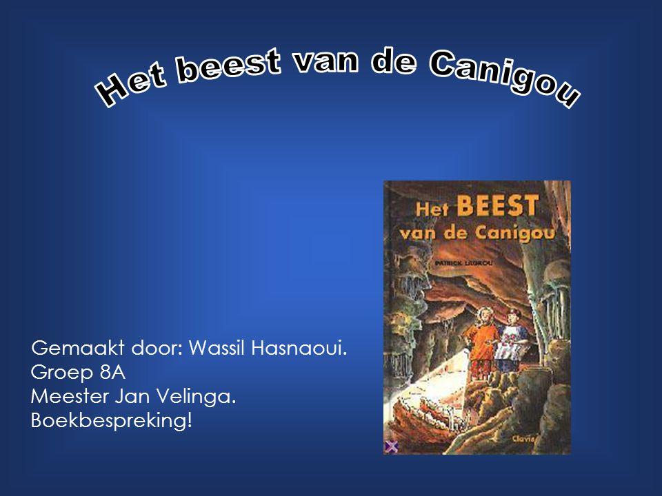 Gemaakt door: Wassil Hasnaoui. Groep 8A Meester Jan Velinga. Boekbespreking!