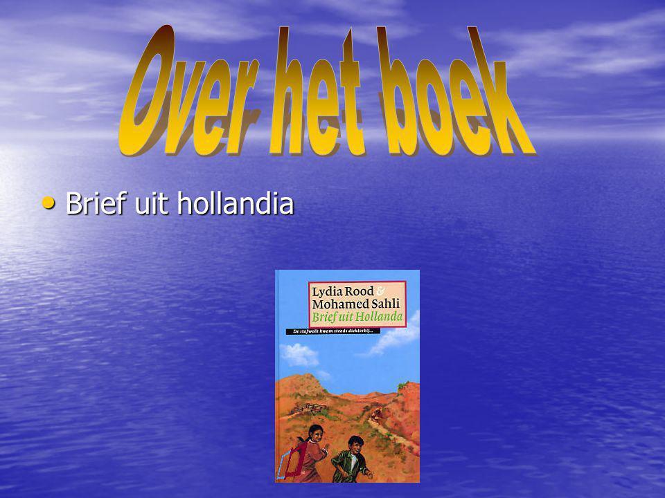 Brief uit hollandia Brief uit hollandia