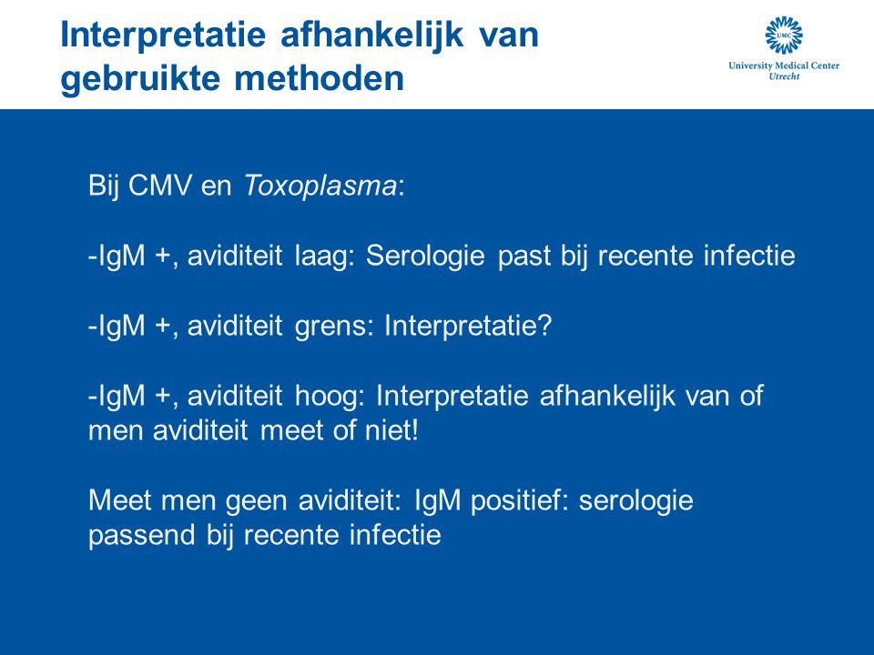 Gegevens uit de evaluaties 2011.2 monster B CMV IgG2011.2 monster B Tox IgG 2011.1 monster B CMV IgG2011.1 monster B Tox IgG