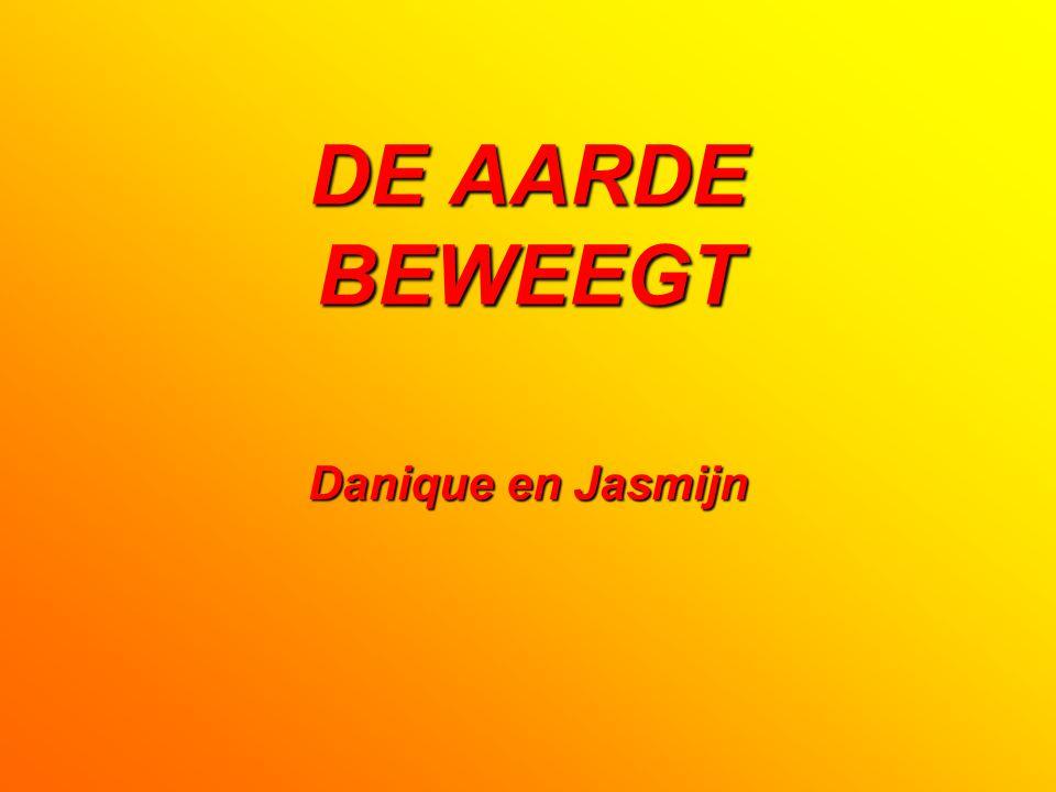 DE AARDE BEWEEGT Danique en Jasmijn