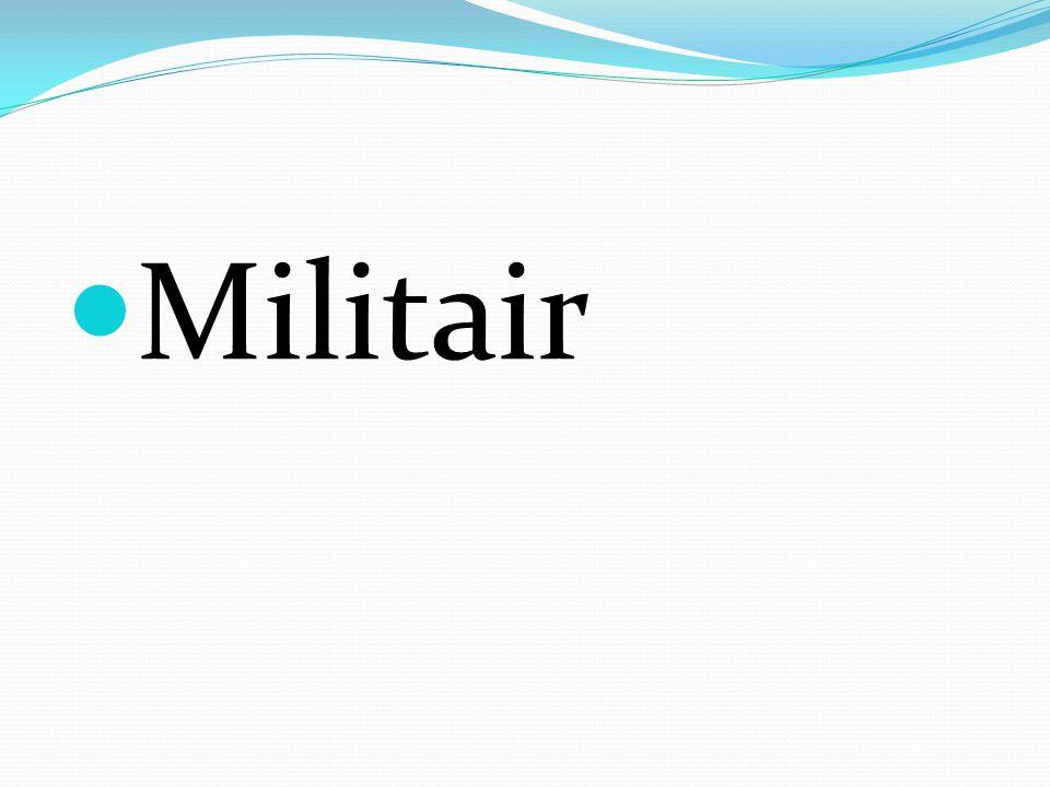 Militair