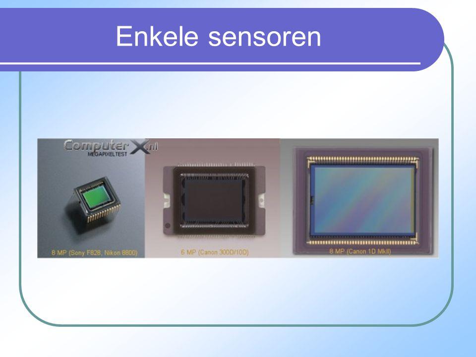 Enkele sensoren