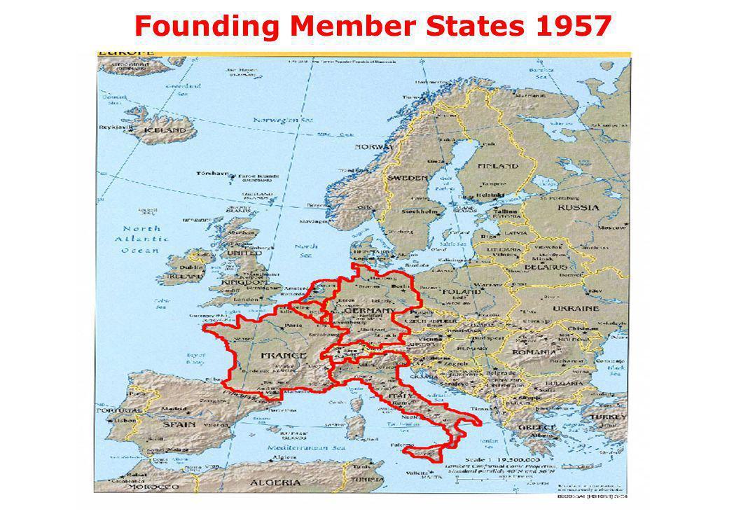 pwc Founding Member States 1957
