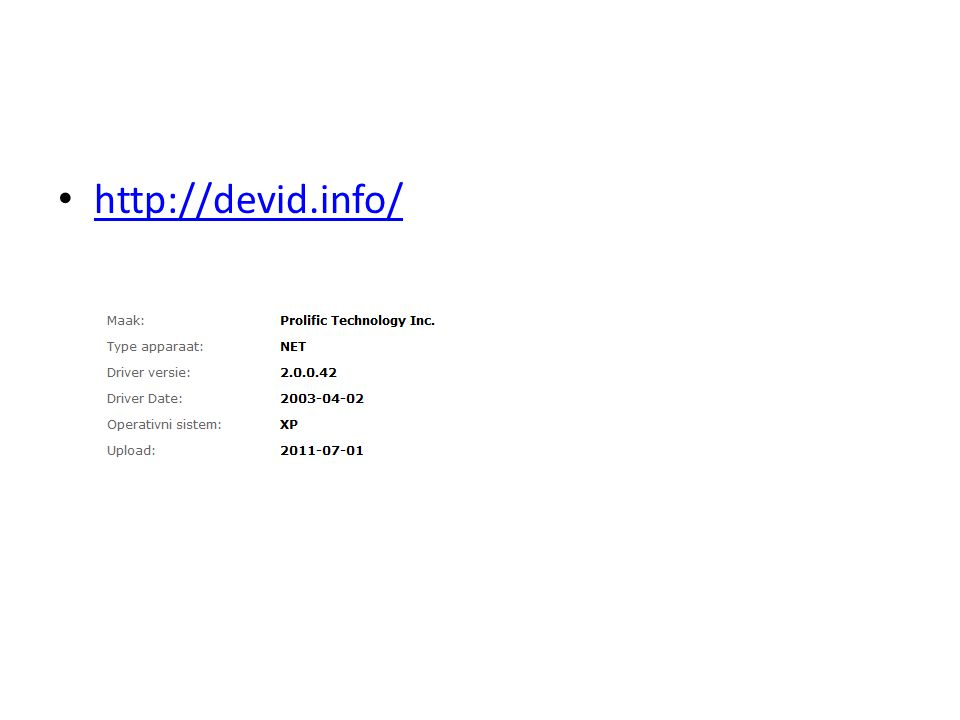 http://devid.info/