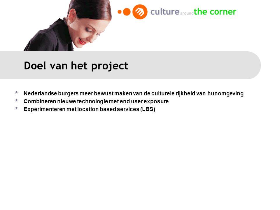 Momenteel werken we aan… Freeware online map (CJP) Digital publishing (ANWB) Culturele Bosatlas (Wolters-Noordhoff) Nieuws in de Buurt (Volkskrant) Culture in de bocht (TomTom)
