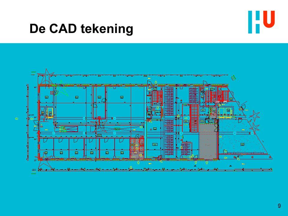 De CAD tekening 9