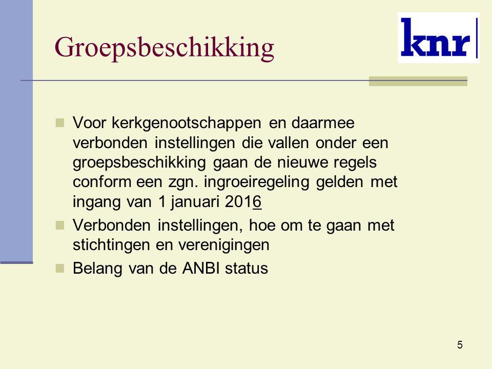 16 Stichting Beheer Begraafplaatsen Stichting opgericht op 18 maart 2013 Bestuur voert gesprekken met geïnteresseerde religieuze instituten.