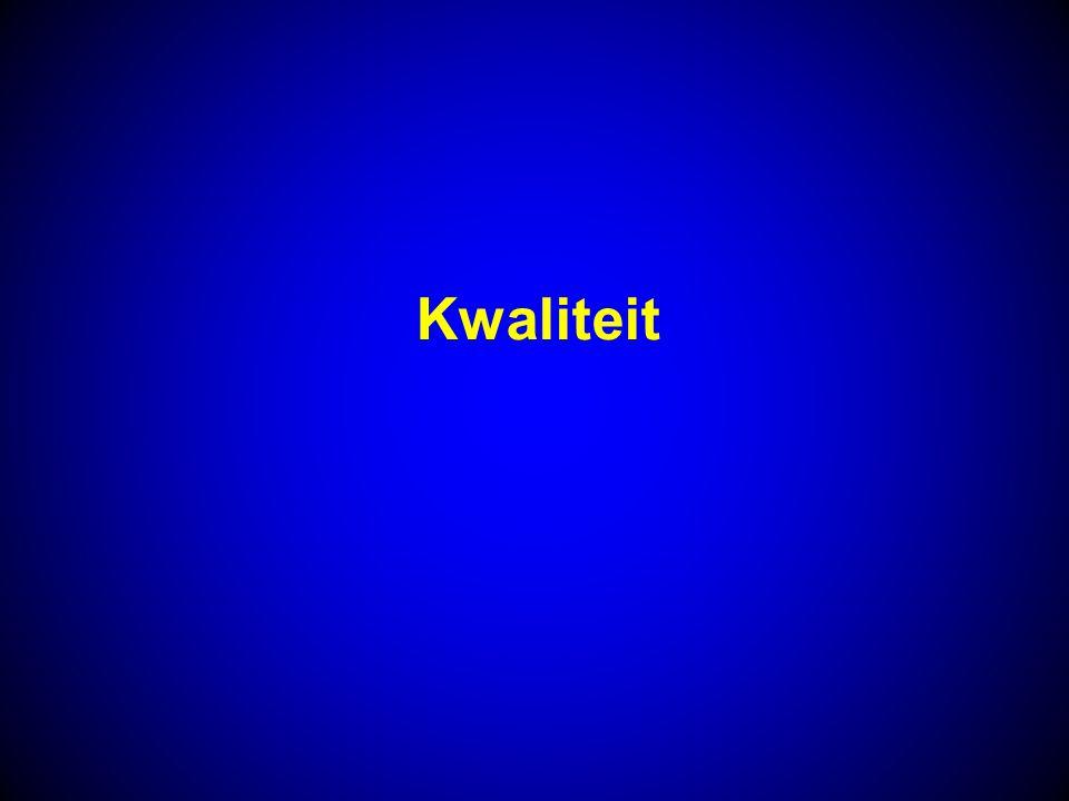 Kwaliteitswet Zorginstellingen (KWZ) 1996 1.