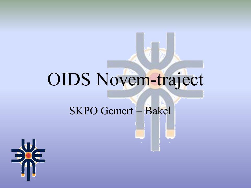OIDS Novem-traject SKPO Gemert – Bakel